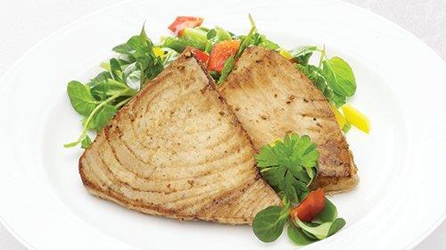 Tuńczyk steki